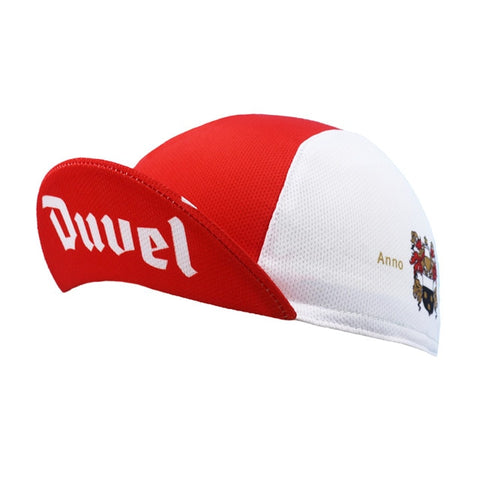 Duvel Beer Cycling Cap