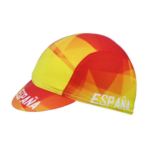 Espana (Spain) Cycling Cap