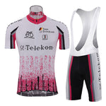 Deutsche Telecom Retro Cycling Jersey Set