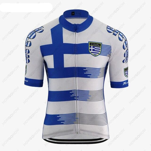 Greece Cycling Jersey