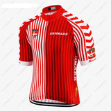 Denmark Cycling Jersey