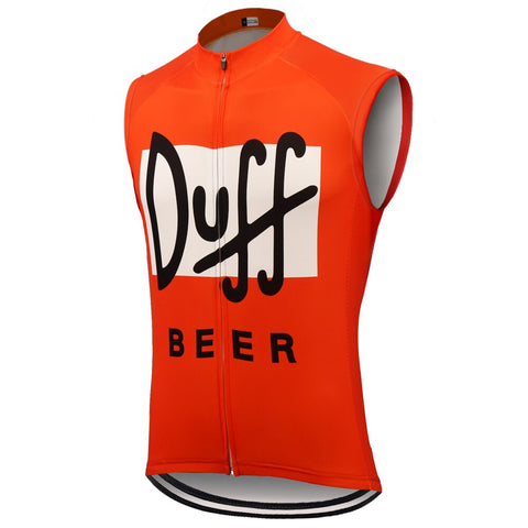 Duff Beer Cycling Vest