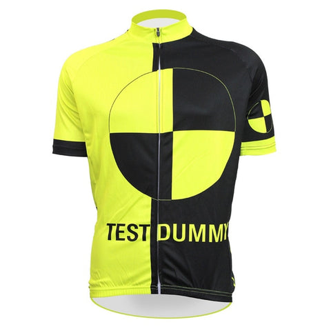 Crash Test Dummy Cycling Jersey