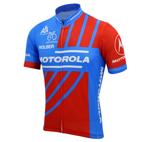 Motorola Retro Cycling Jersey
