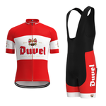Duvel Beer Retro Cycling Jersey Set