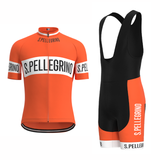 San Pellegrino Retro Cycling Jersey Set