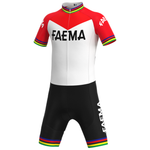 Faema 1969 Retro Cycling Jersey Set