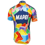 Mapei Retro Cycling Jersey Set