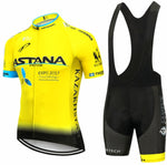 Astana Team Cycling Jersey Set