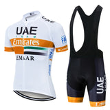 UAE Emirates Cycling Team Jersey Set