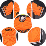 Wolber Spidel Retro Cycling Jersey Set
