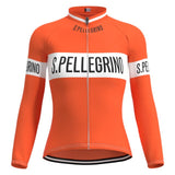 Women's San Pellegrino Retro Cycling Jersey Long Set