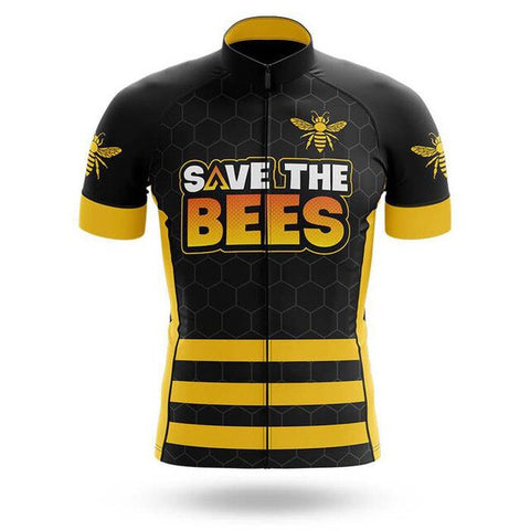 Save The Bees Cycling Jersey
