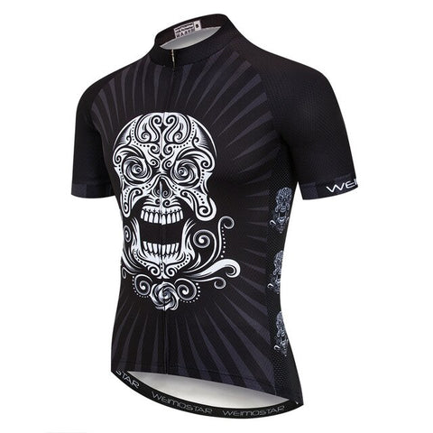 Laughing Skull Cycling Jersey
