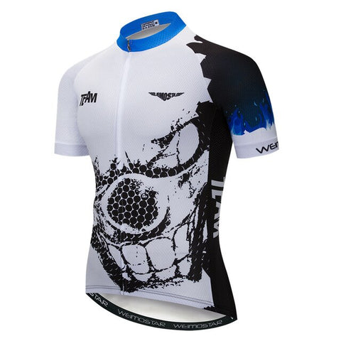 Clown-Skull Cycling Jersey