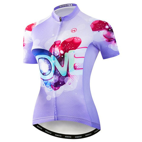 Women's Love Cycling Jersey
