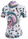 Women's Snake & Skull Cycling Jersey