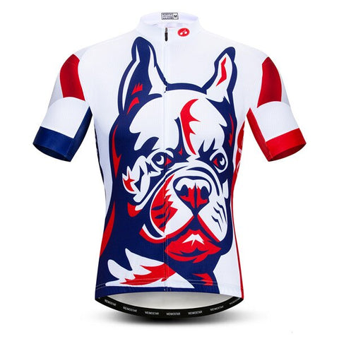 British Bulldog Cycling Jersey