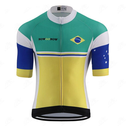 Brazilian Pro Team Cycling Jersey