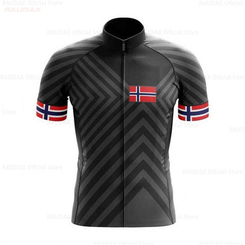Norway Pro Team Cycling Jersey