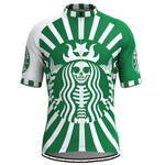 Starbucks Skeleton Cycling Jersey
