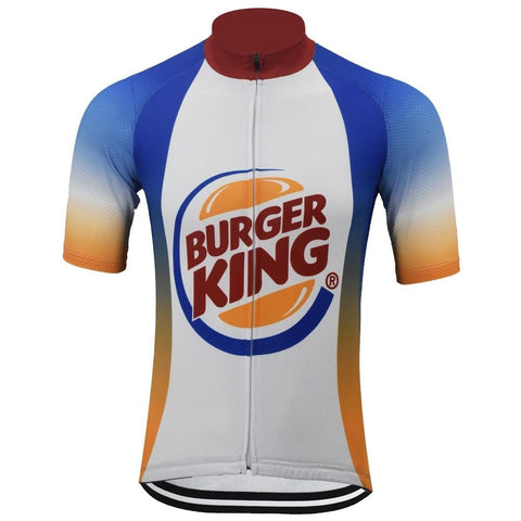 Burger King Cycling Jersey