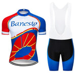 Banesto Retro Cycling Jersey Set