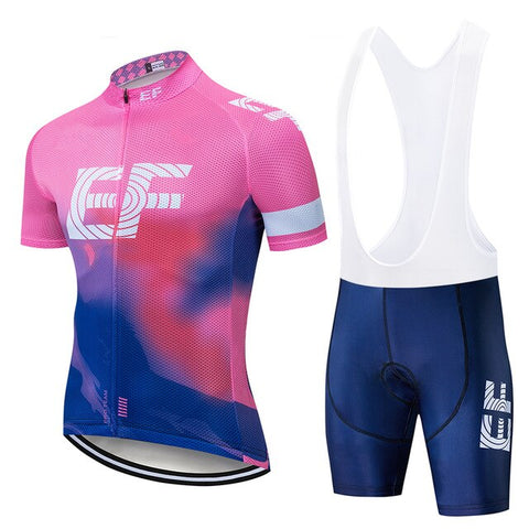 EF Education First 2020 Cycling Team Jersey Set