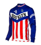 Brooklyn Chewing Gum Retro Cycling Jersey (with Fleece Option)
