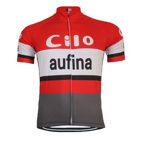Cilo-Aufina Retro Cycling Jersey