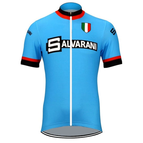 Salvarani 1972 Retro Cycling Jersey