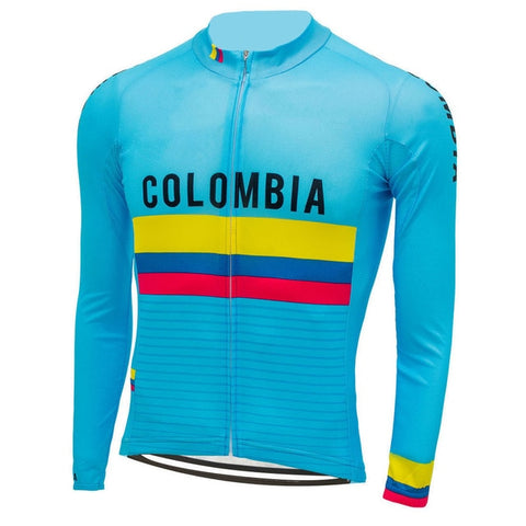 Colombian Cycling Federation Jersey