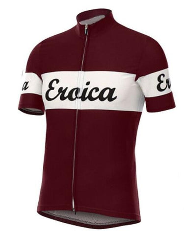 Eroica Retro Cycling Jersey Set