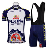 Festina Watches Retro Cycling Jersey Set