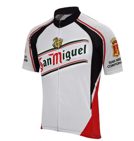 San Miguel Beer Cycling Jersey