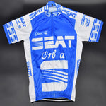 SEAT Orbea Retro Cycling Jersey