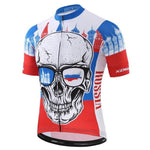 Russia Skull Cycling Jersey