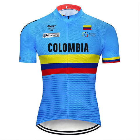 Colombia Team Cycling Jersey