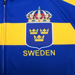 Sweden Blue Cycling Jersey