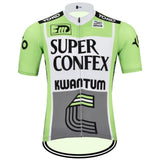 Super Confex Kwantum Retro Cycling Jersey