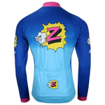 Vetements Enfants Team Z Retro Cycling Jersey (with Fleece Option)
