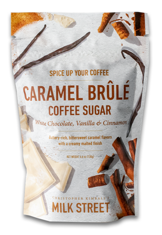 image of Milk Street Caramel Brûlé Coffee Sugar
