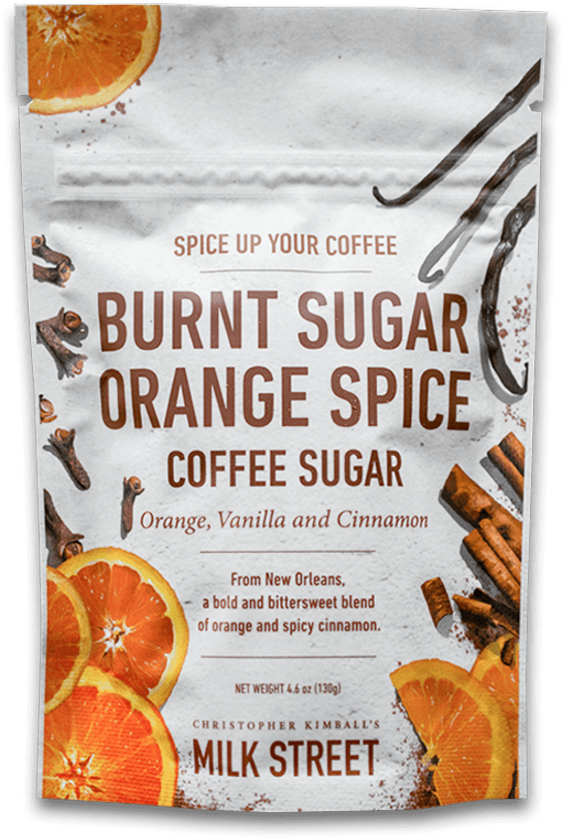 image of Milk Street Burnt Sugar Orange Spice Coffee Sugar