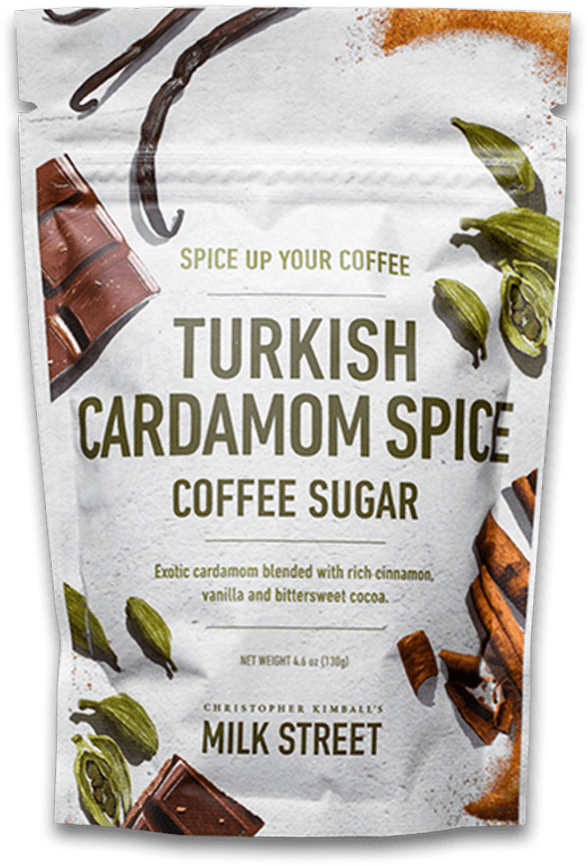 image of Milk Street Turkish Cardamom Spice Coffee Sugar