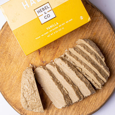 image of Hebel & Co Vanilla Halva