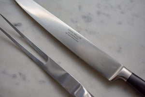 Milk Street Store - David Mellor David Mellor Black Handle Carving Knife