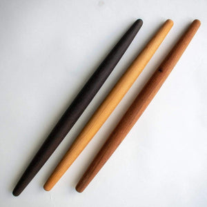 Milk Street Store - Earlywood Ebony Earlywood Tapered Rolling Pin