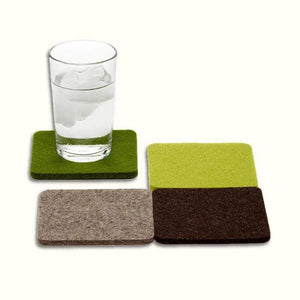 Graf Lantz Earth Graf Lantz Wool Coaster Set