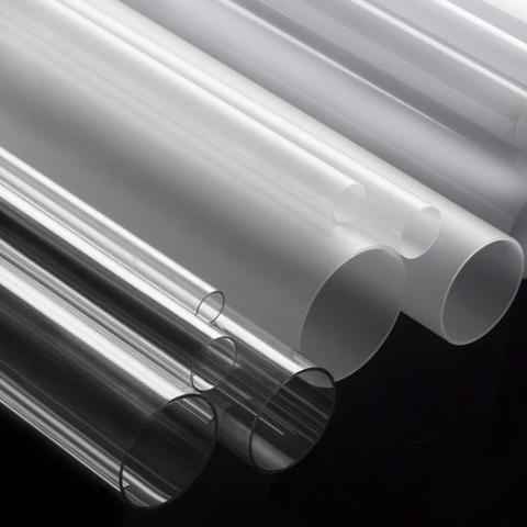 19mm X 15mm Polycarbonate Tube Clear