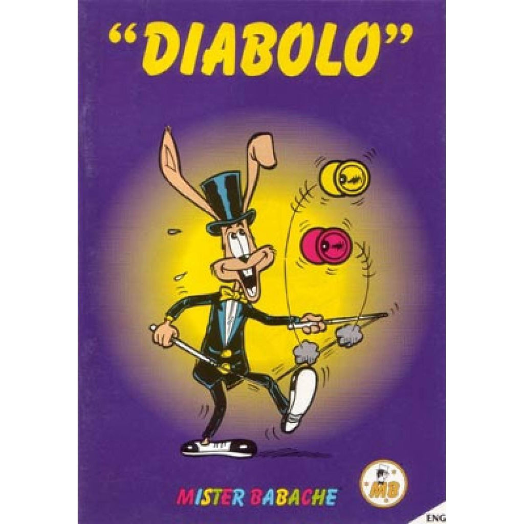 Circus/Dvd's And Books - Diabolo Booklet